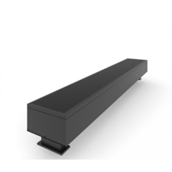 Підлогові конвектори без вентилятора NSX для сухого середовища